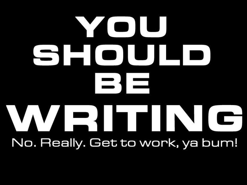 you-should-be-writing